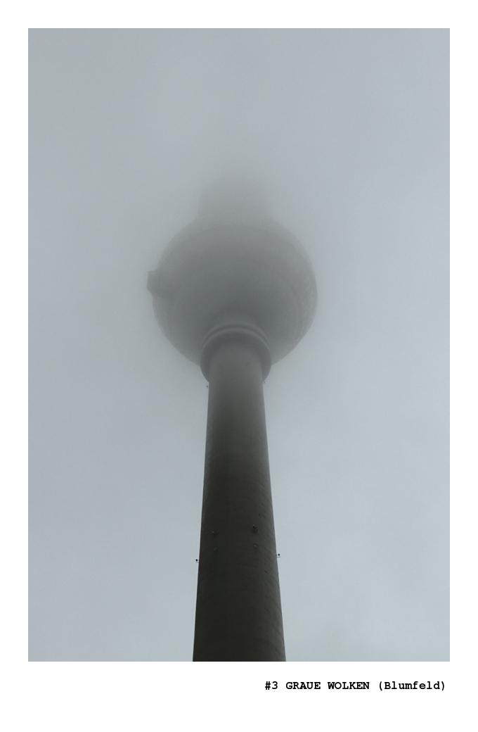 """#3 """"Graue Wolken"""""""