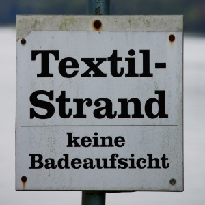 Textilstrand