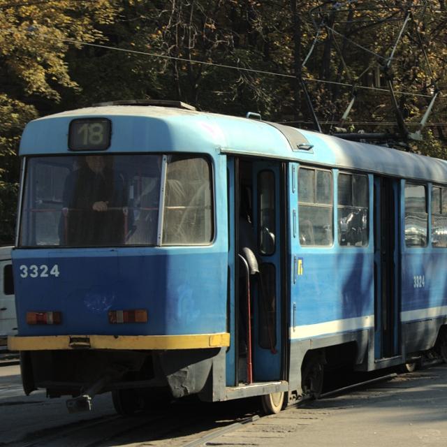 Strassenbahn Odessa