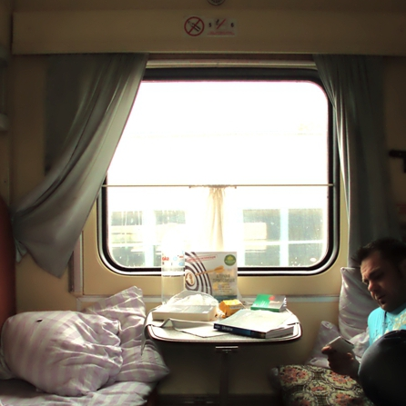 16. / 17.10.2011 – Komfortabel Reisen
