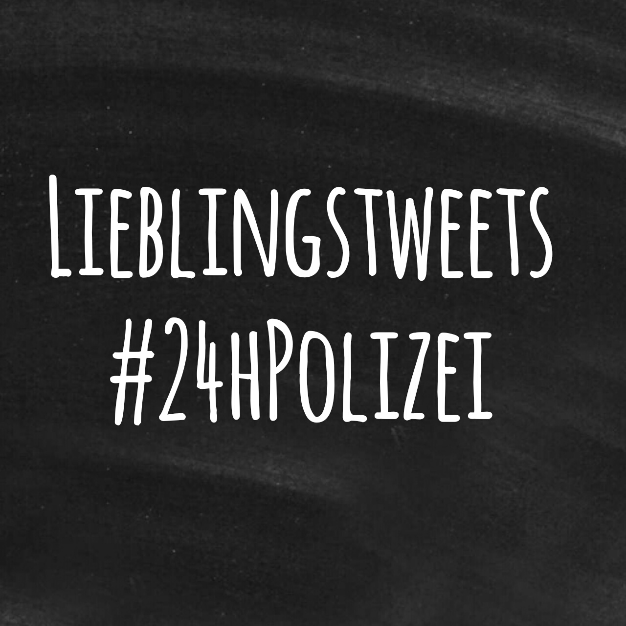 Meine Lieblingstweets im Rahmen von #24hPolizei