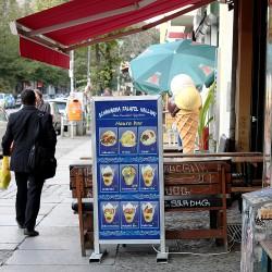 Falafel Halloumi Sonntagstraße