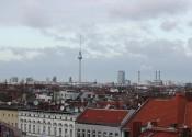 Berlin Skyline Fernsehturm