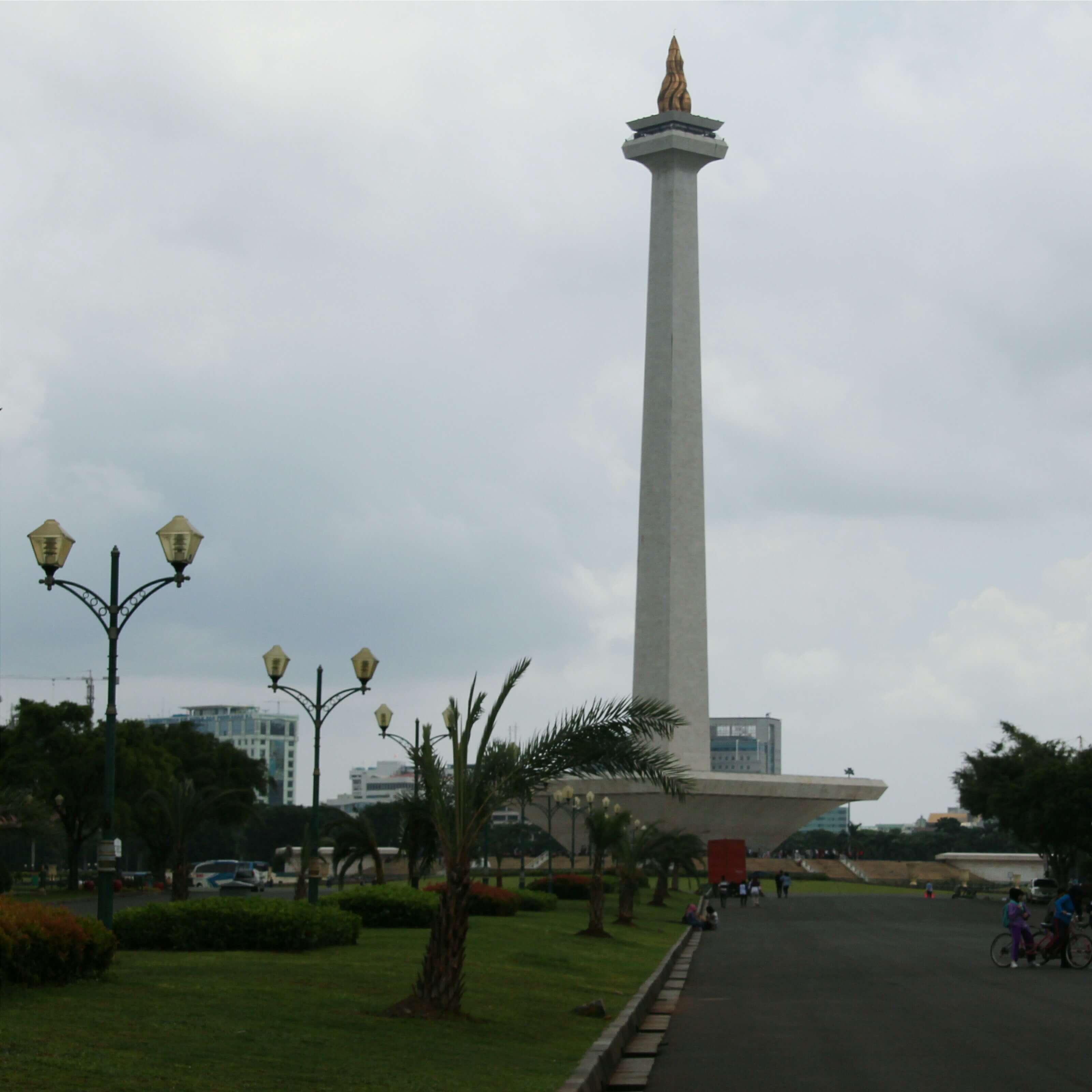 Jakarta – die große Durian