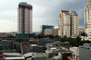 Jakarta Wohngebiet