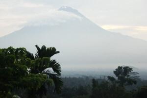 Merapi Vulkan
