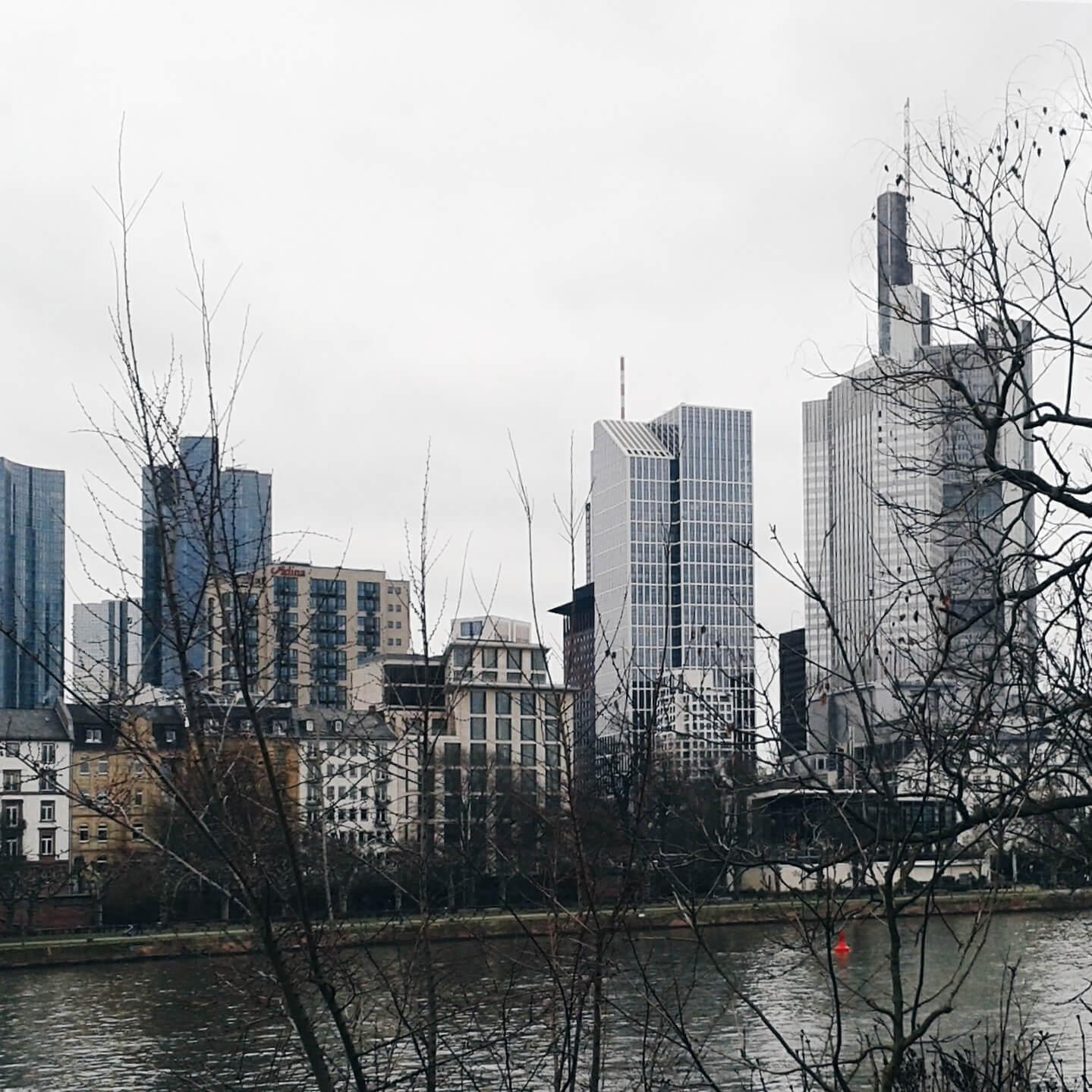 Jede gute Reise beginnt in Frankfurt!