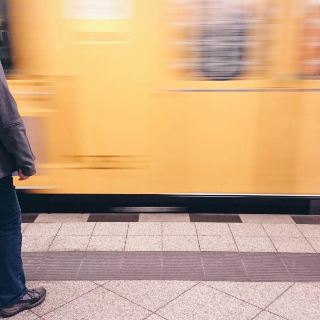 2 von 12 November U-Bahn