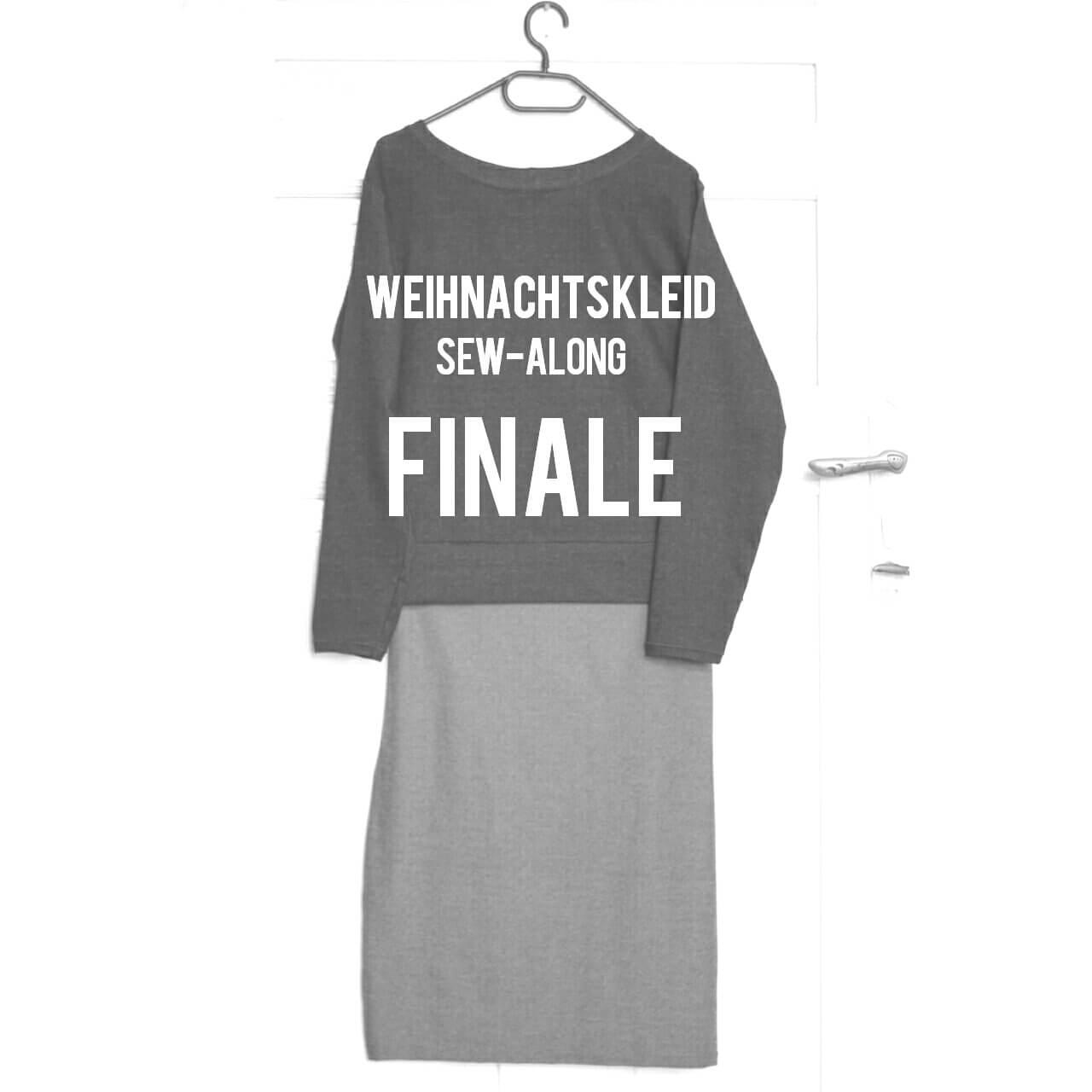 Weihnachtskleid-Sew-Along 2015 FINALE