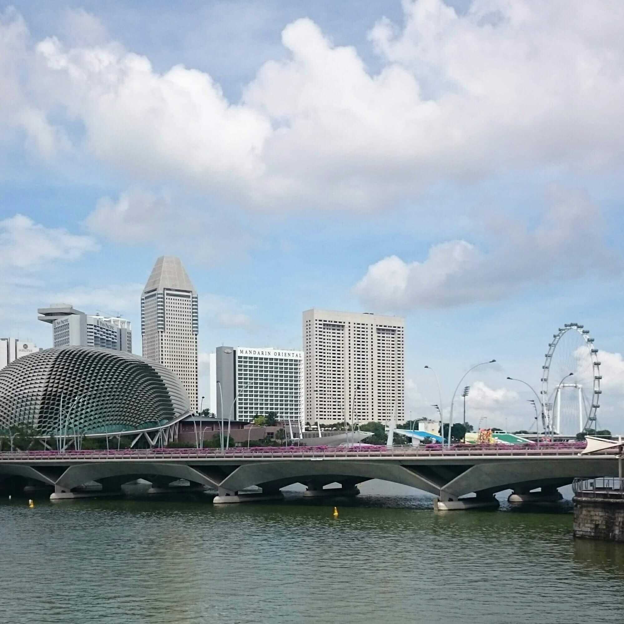 Was gelernt in Singapur