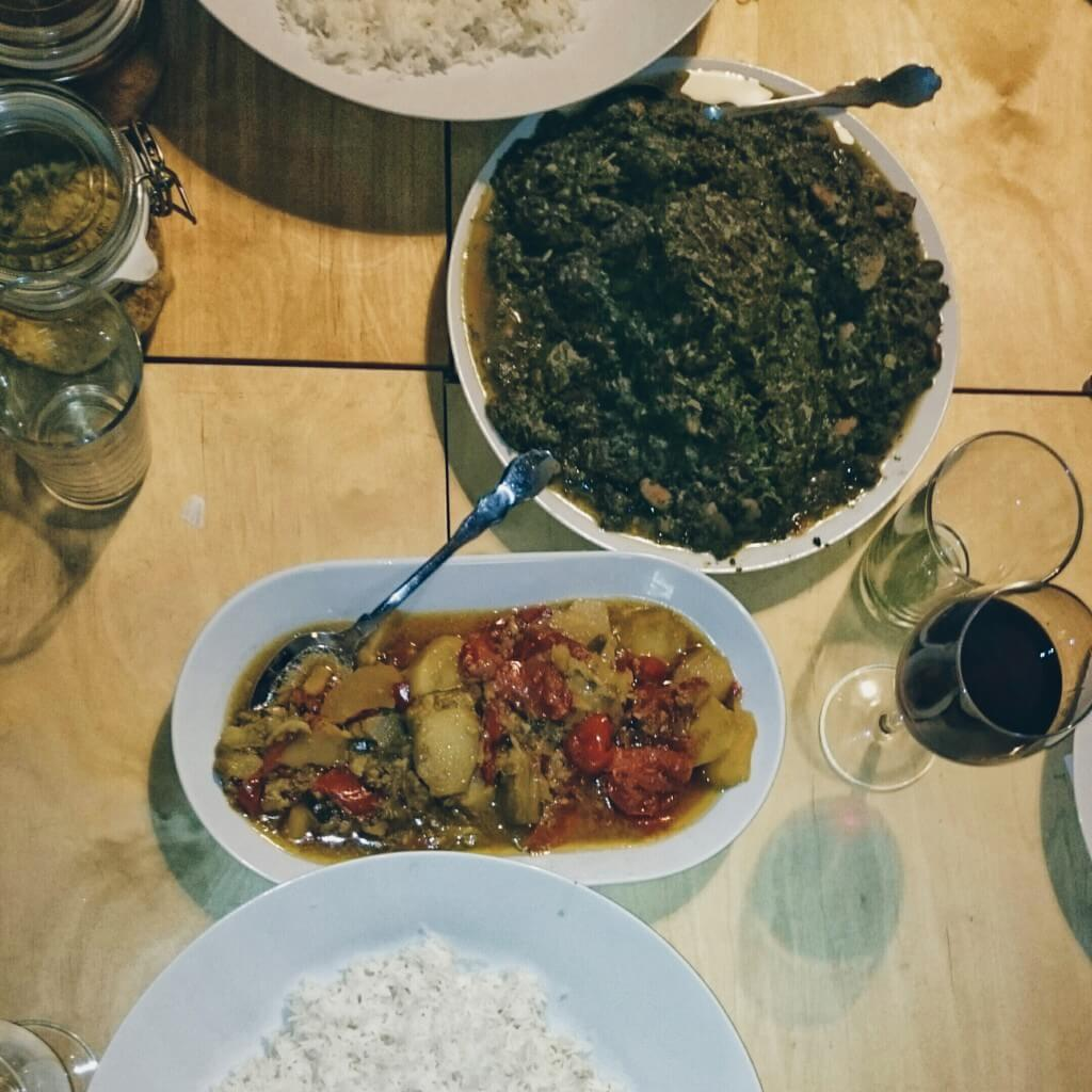 Afghanisches Essen