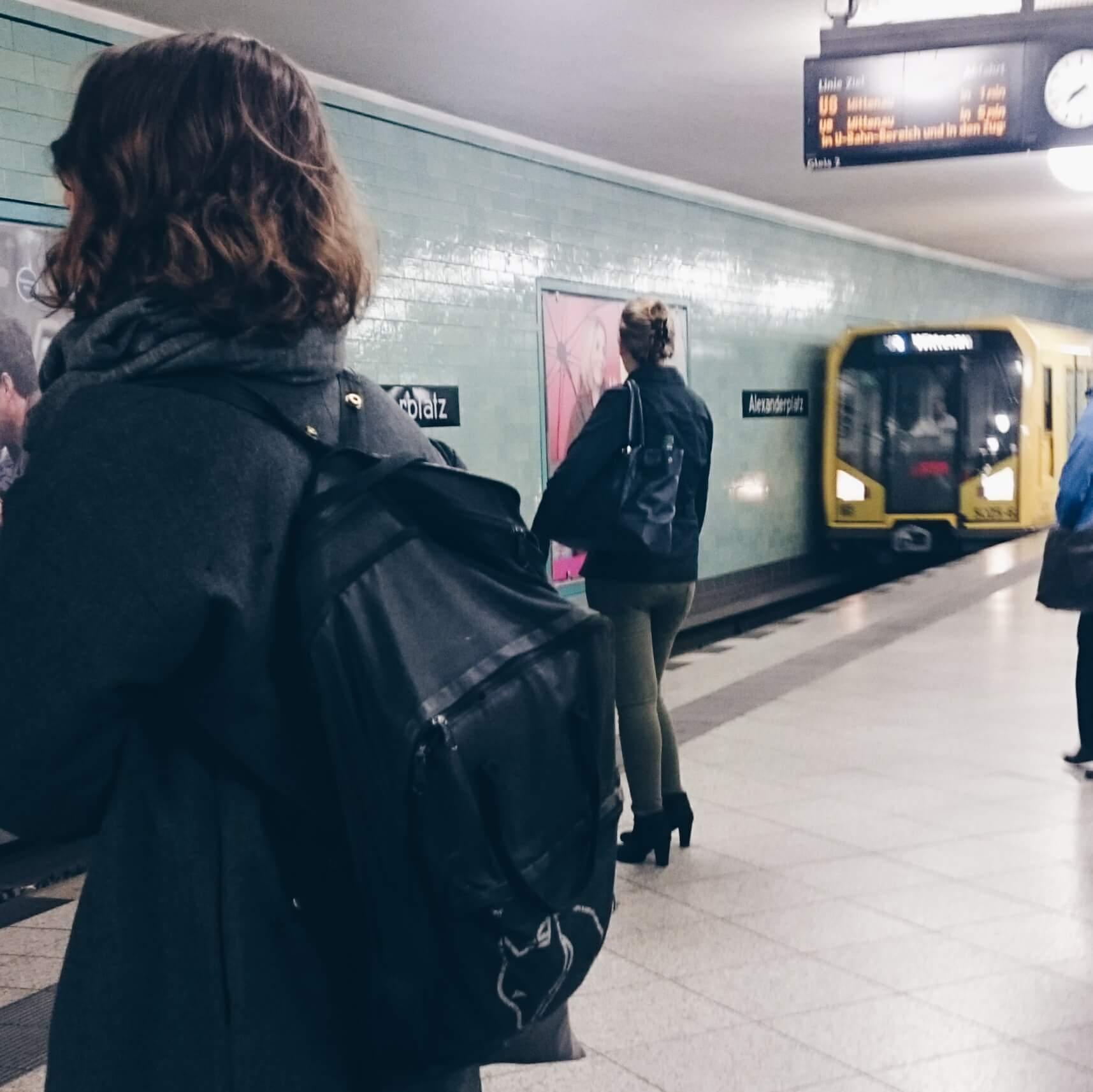 U8 Alexanderplatz