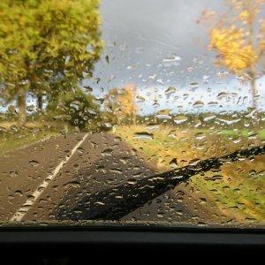 Sonne und Regen gleichzeitig