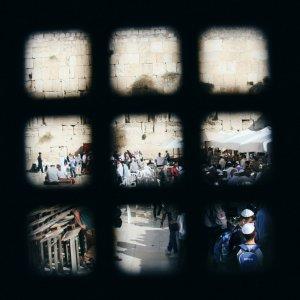 Klagemauer Jerusalem Männer
