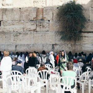 Jerusalem Klagemauer Frauen