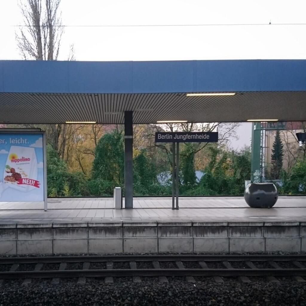 S-Bahnhof Berlin Jungfernheide