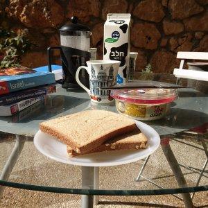 Frühstück Haifa