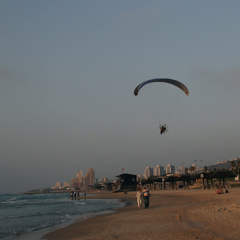 Ausgeschlafen in Haifa