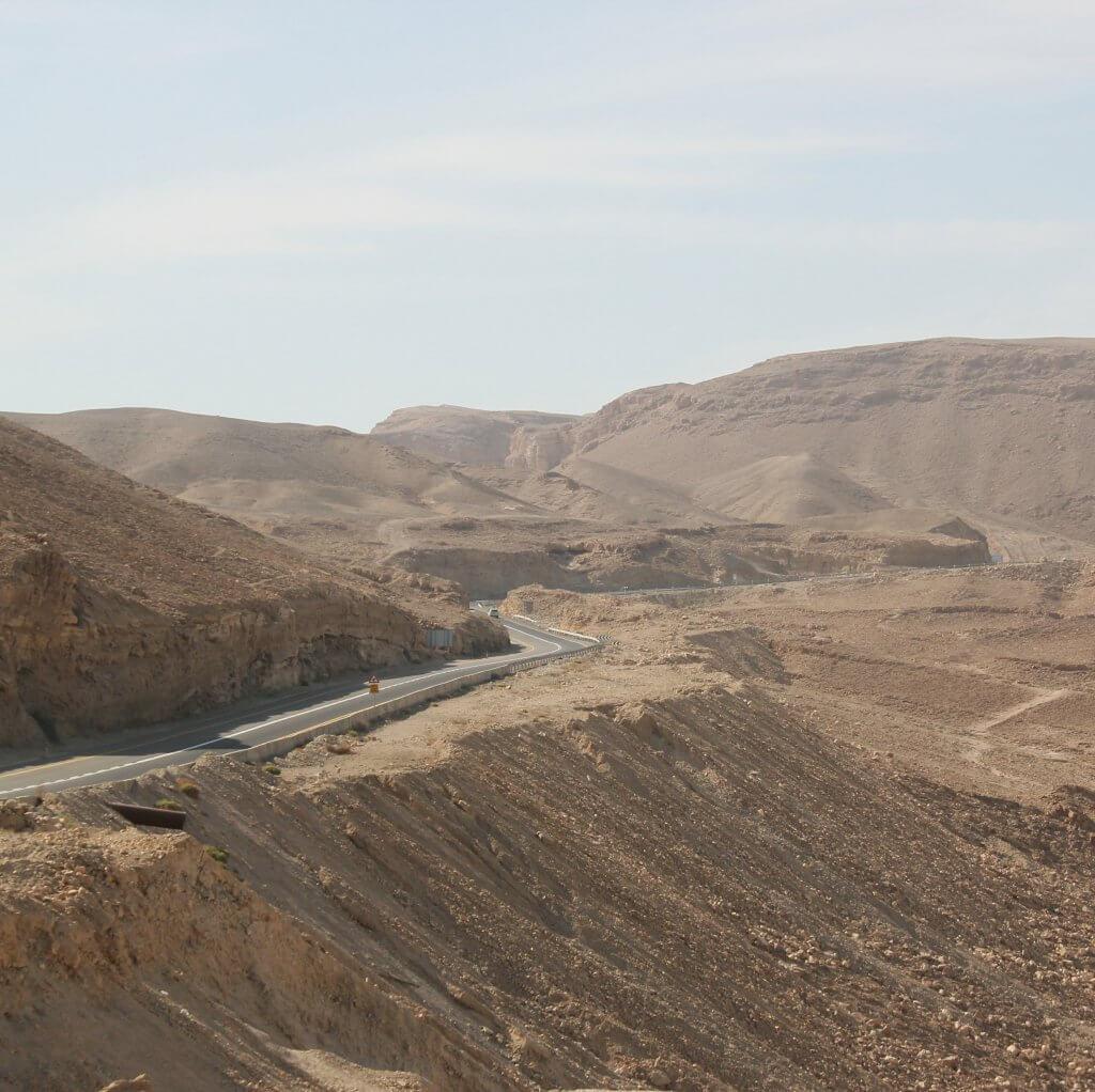Wüste Negev Israel