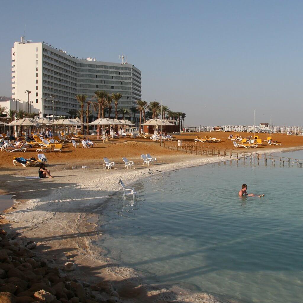 Hotel in Ein Boqeq Israel